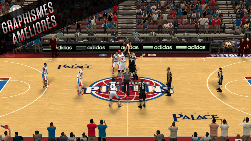android NBA 2K16 Screenshot 1