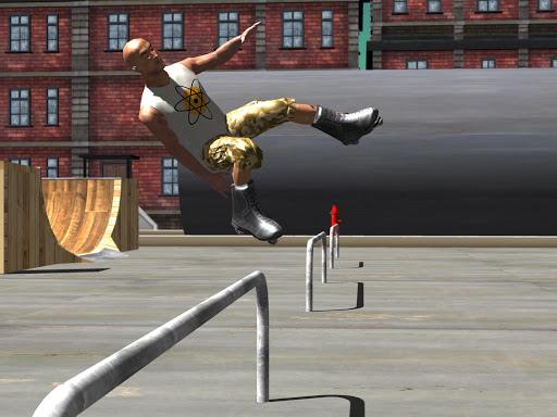 Aggressive Inline Skating 1.1 screenshots 3