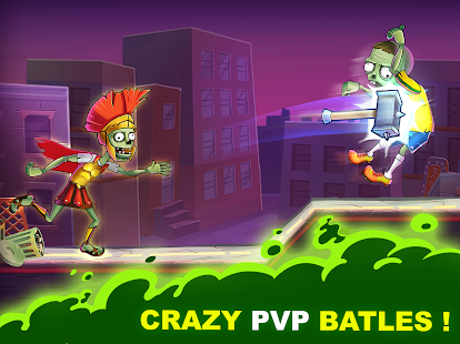Zombie Blades: Bow Masters Screenshot