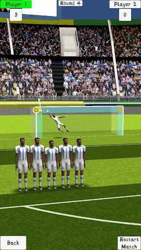 2 Player Free Kick 4.88 screenshots 5