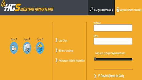 Online HGS Yükleme Ve Fatura Ödeme - náhled