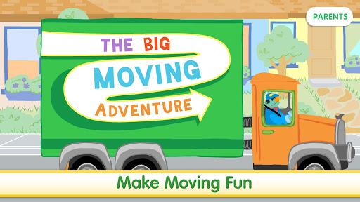 The Big Moving Adventure