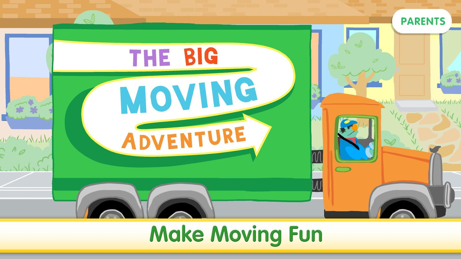 The Big Moving Adventure- screenshot