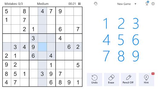Sudoku - Free Classic Sudoku Puzzles 3.4.9 screenshots 6