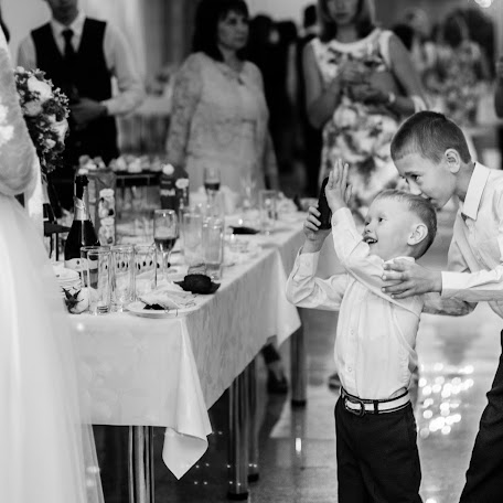 Wedding photographer Katya Prosvirnina (Katenadm). Photo of 05.09.2017