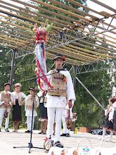 Photo: Fotografie din 17 august 2007, din spectacolul dedicat participantilor la cursurile Universitatii de Vara pentru Romanii de Pretudindeni de la Izvorul Muresului (judetul Harghita)