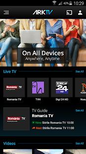 ARKTV Live - Romania Online TV - náhled