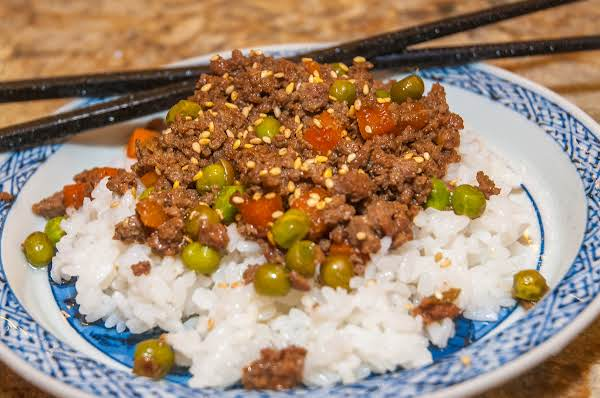 Beef Essentials: Spicy Ground Beef & Rice Recipe