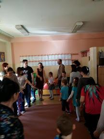 Słoneczka: Wielkanocne spotkanie z rodzicami