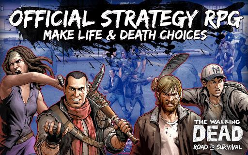 The Walking Dead: Road to Survival 9.3.1.58376 screenshots 13