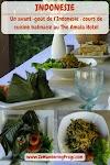 Un avant-goût de l'#Indonésie: cours de #cuisine #balinaise au The Amala Hotel // #AdventureTravel from Ze Wandering Frogs