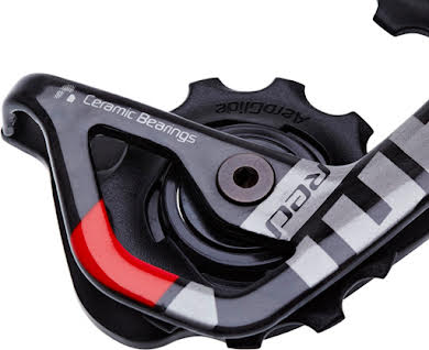 SRAM 2012 Red 10 Speed Short Cage Rear Derailleur alternate image 0