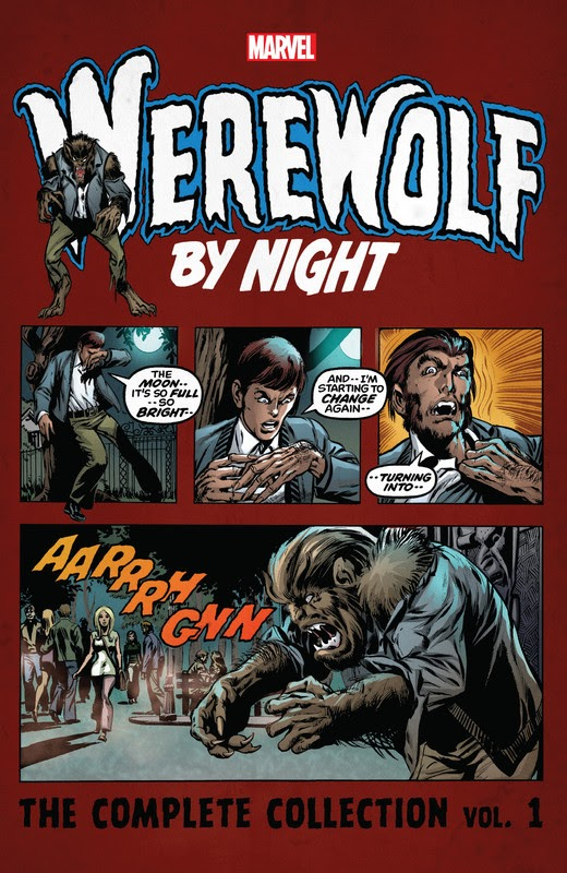 Werewolf by Night: The Complete Collection (2017) - complete