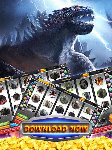 無料博奕Appのゴジラのスロットマシン|HotApp4Game