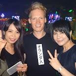ParaPara party at Maharaja nightclub in Tokyo in Tokyo, Tokyo, Japan