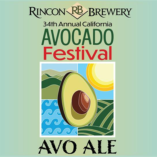 Logo of Rincon Avo Ale 2020