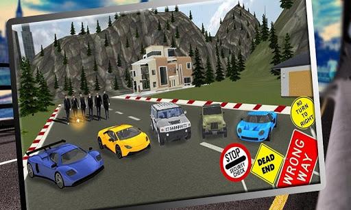 Auto Drift Fahrt 2017 screenshot