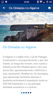Rota Omíada no Algarve- screenshot thumbnail