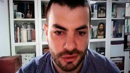 Alejandro Valverde, vocal de Comunicación de la Agrupación de Hermandades y Cofradías.