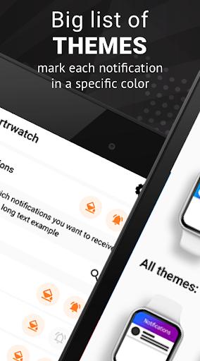 Smartwatch Bluetooth Notifier screenshot 19