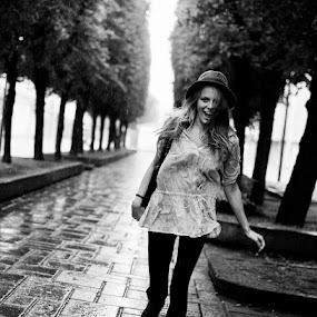 by Dainius Ščiuka - People Portraits of Women