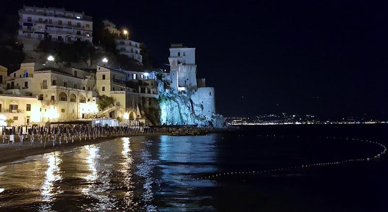 il mare calmo della sera  di g.de.f