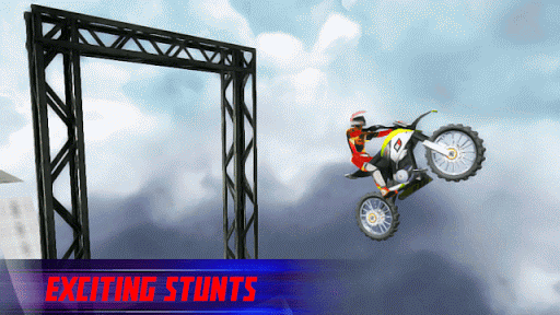 Motorcycle Stunt Zone