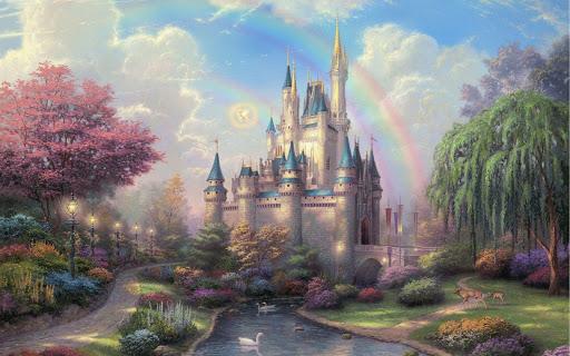 Castle HD Live Wallpaper