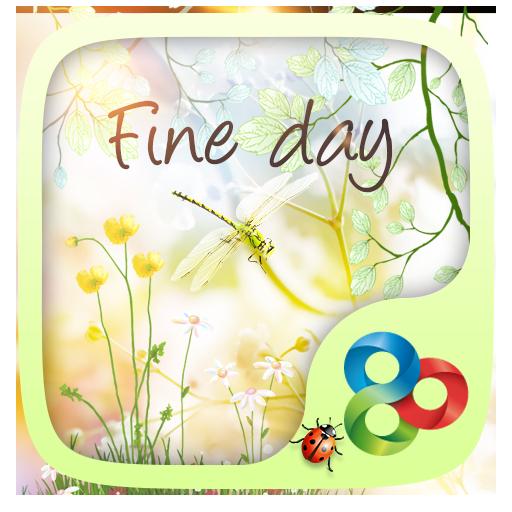 Fine Day GO Launcher Theme