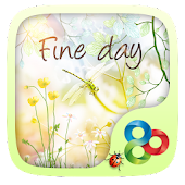 Fine Day GO Launcher Theme
