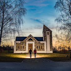 Wedding photographer Petr Hrubes (harymarwell). Photo of 08.04.2018
