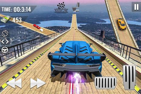 Download Ramp Car Stunt Games: Impossible stunt car games For PC Windows and Mac apk screenshot 2