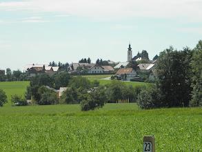 Photo: St Agatha village