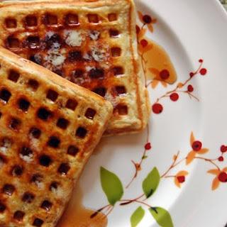 Scottish Oat Waffles.