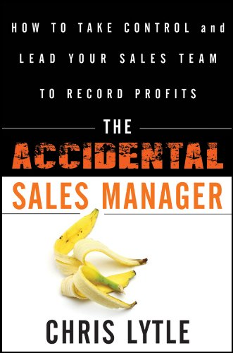 The Accidental Sales Manager book.