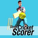 Street Cricket Scorer icon