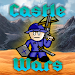 Castle Wars Free Android Game icon
