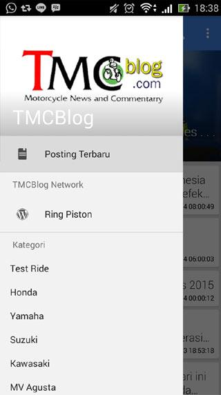 TMCBlog- screenshot