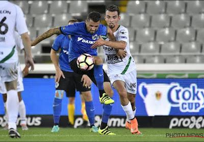 Lommel United moet hopen dat Bertjens de doelpunten terugvindt