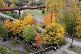 Photo: Herbst im Landschaftspark Duisburg