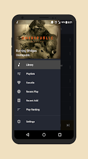 Lake Music Player Pro Screenshot