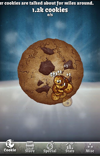 Cookie Clicker 1.0.0 screenshots 1