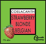 Coelacanth Strawberry Belgian Blonde