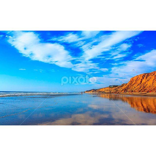 la jolla beach  by Roman Gomez - Instagram & Mobile Instagram ( sandiego, romansgallery )