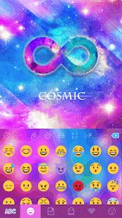 Cosmic-Star-Emoji-KikaKeyboard 2