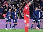 Marquinhos n'a pas tari d'éloges à propos de son coéquipier Kylian Mbappé