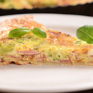 Vegetable Quiche Low Carb Recipes
