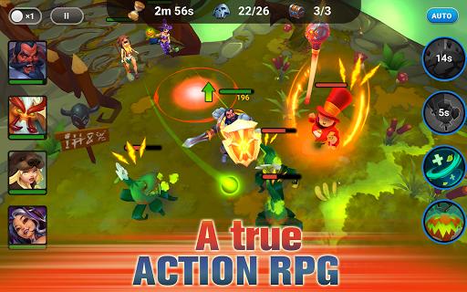 Summon Age: Heroes screenshots 11