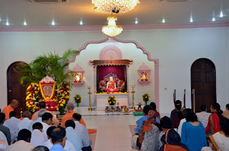 Photo: Saptami Day Bhajans