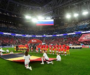 Un joueur russe positif au Covid-19 avant la réception des Diables